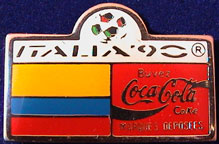 WM1990/WC1990-Sponsor-Coke-Bar-Flag-Buvez-Columbia.jpg